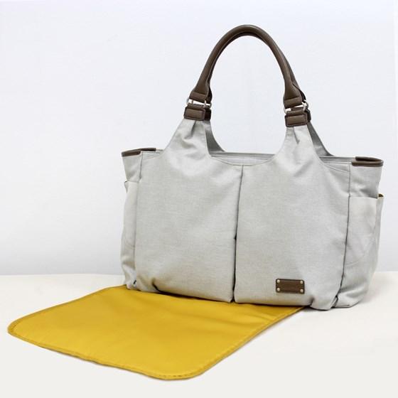 Koo-di Lottie Changing Bag in Beige