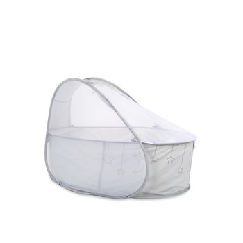 Koo-di Pop Up Travel Bassinet - Grey (KD110/02)