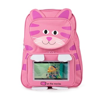 On the Movies Kitty bag complete with tablet