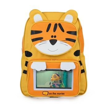 On the Movies Tiger bag complete with tablet