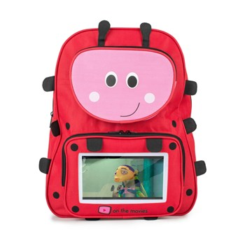 On the Movies Ladybird bag complete with tablet