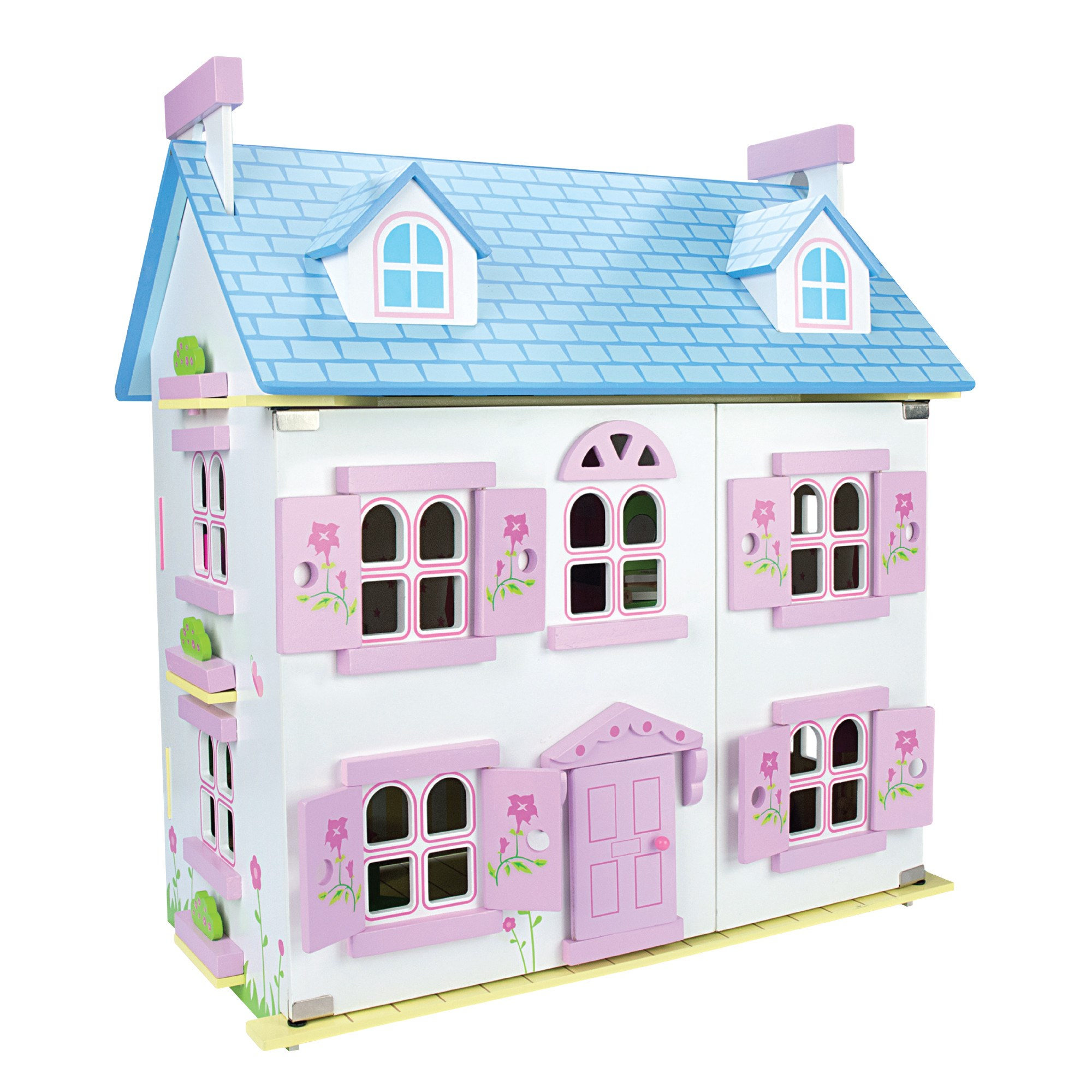 Pear Tree Dolls House with furniture & Dolls