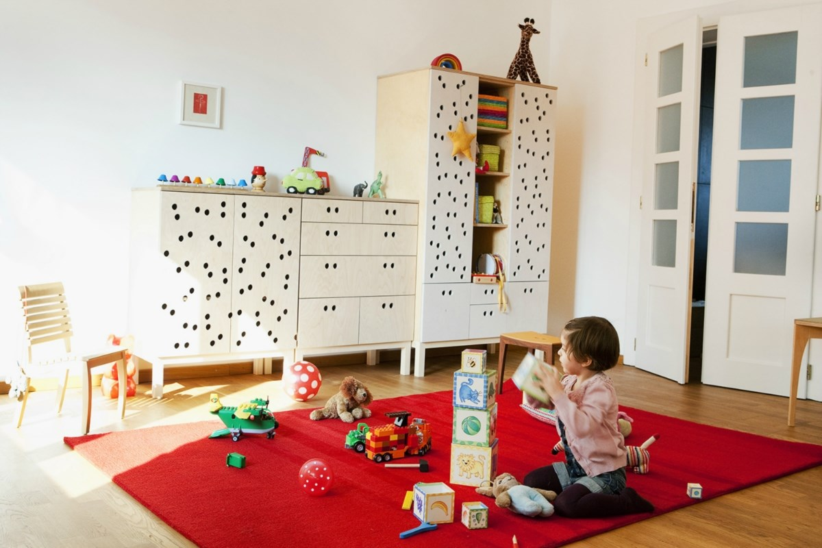 SIXKID children's furniture: big closet