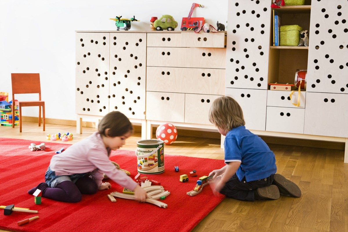 SIXKID children's furniture: chest of drawers