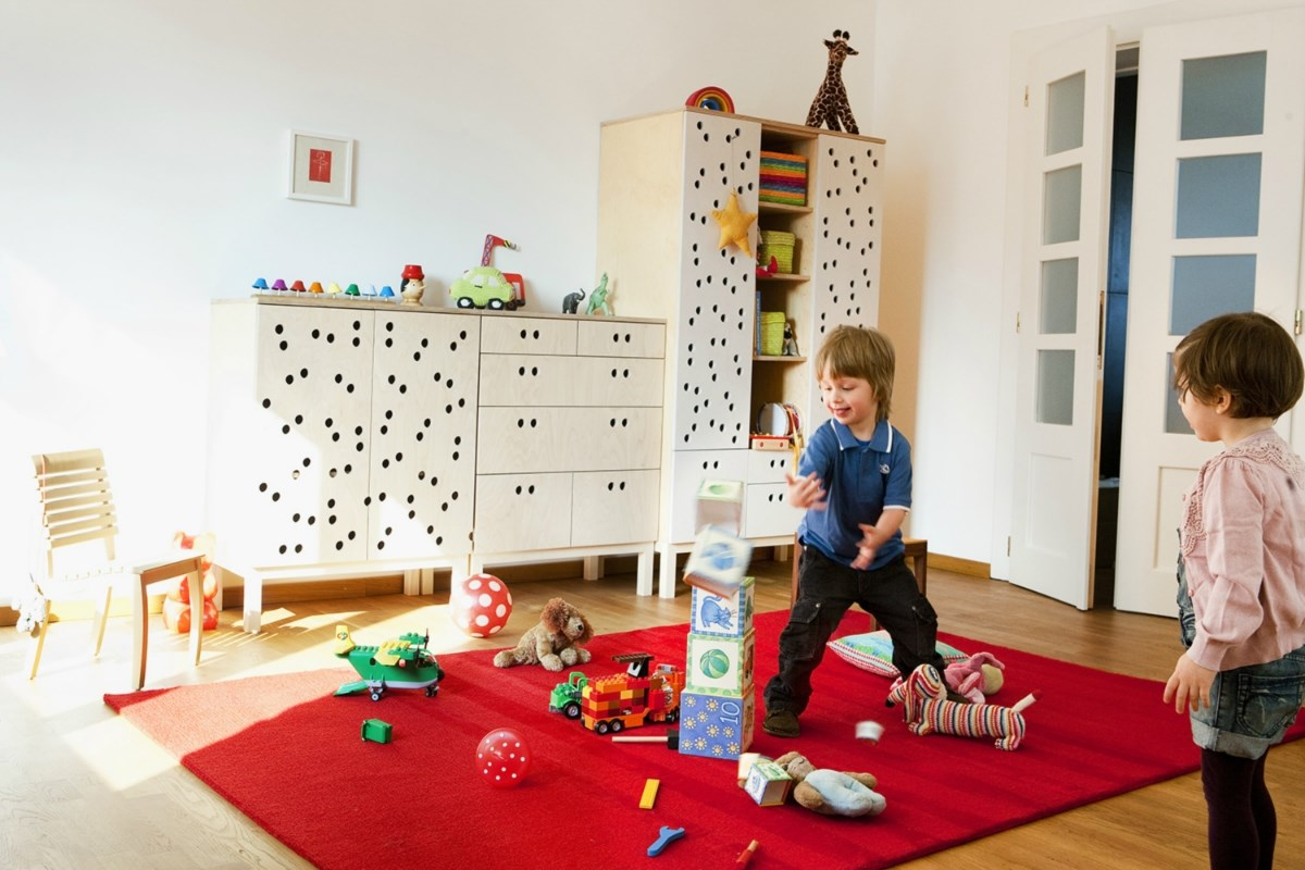 SIXKID set of children's furniture