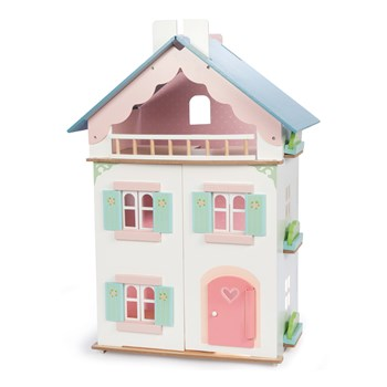 Large Wooden Doll House