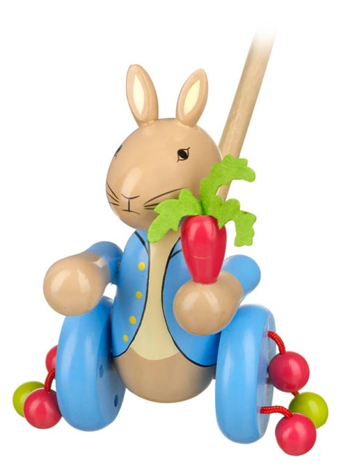 Peter Rabbit Push Alongs