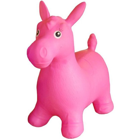Happy Hopperz Pink Horse