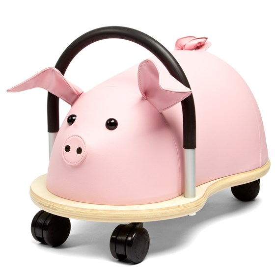 Wheelybug - Pig - Small 1-3 Years