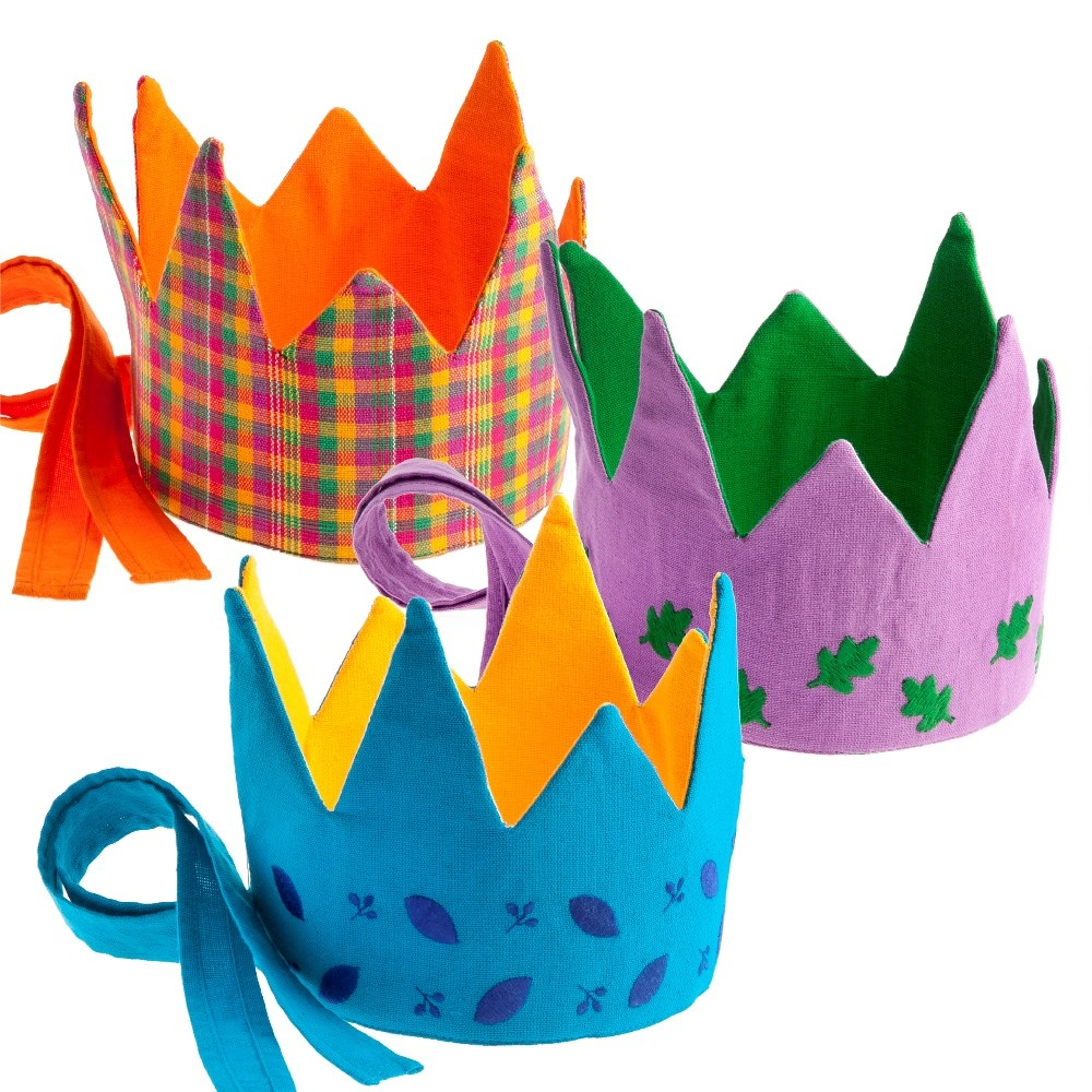 Reversible Forest Leaves Crown