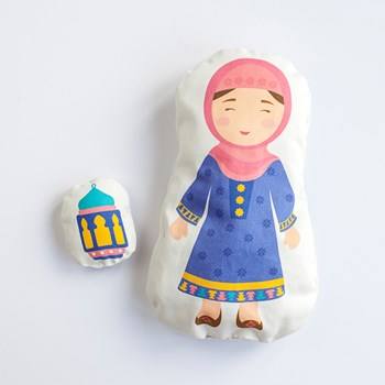 Muslim Doll Sewing Kit