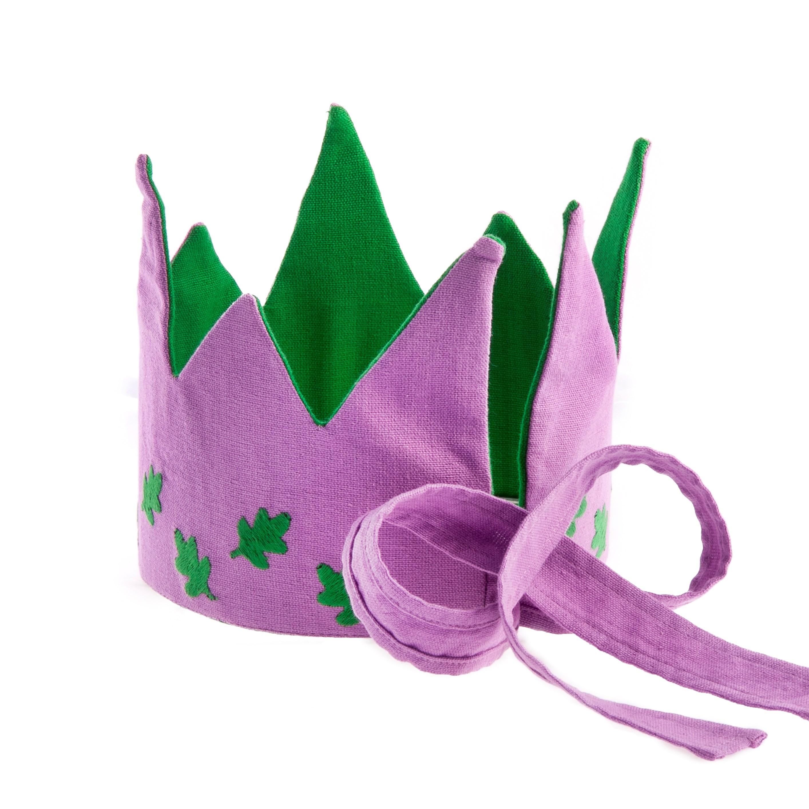 Reversible Oak Leaves Crown