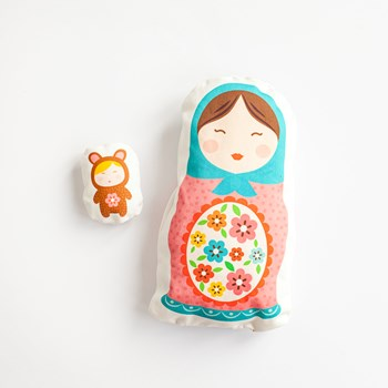 Matryoshka Doll Sewing Kit