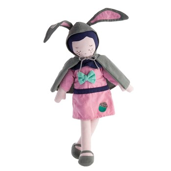 Fair Trade Rose Doll