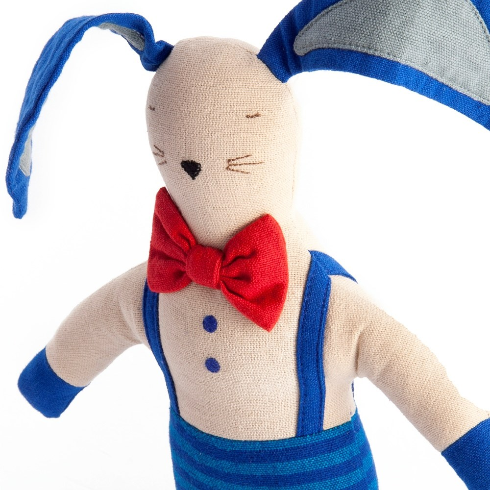 Rowan The Rabbit Fair Trade Toy