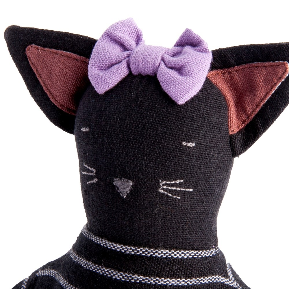 Olive The Kitty Fair Trade Toy