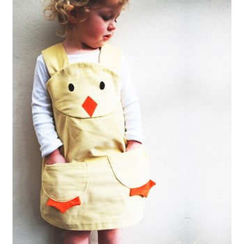 Little Duckling Girls Dress