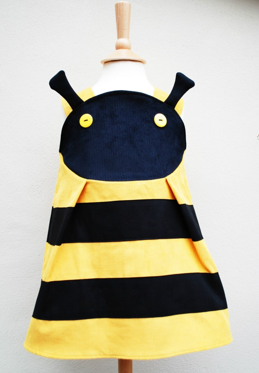 Girls Bee dress costume