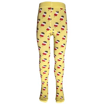 Lollicky - Super Soft Ice Lolly Organic Cotton Tights