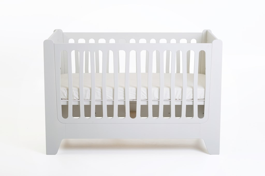 KUKUU bird&berry crib (milkmilk color)