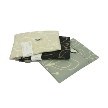 KUKUU bird&berry sheet set S
