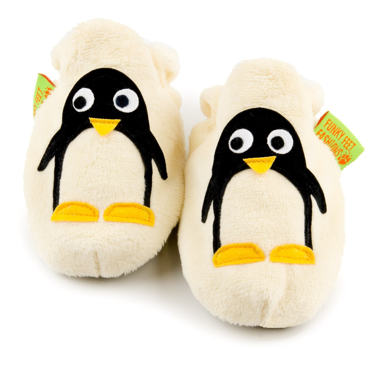 Soft Baby Shoes - Penguin