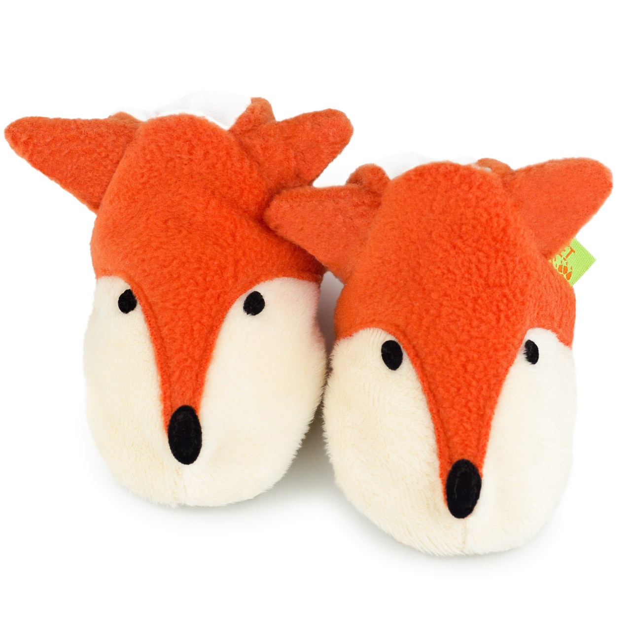 Soft Baby Shoes - Fox