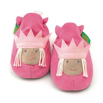 Soft Baby Shoes - Princess