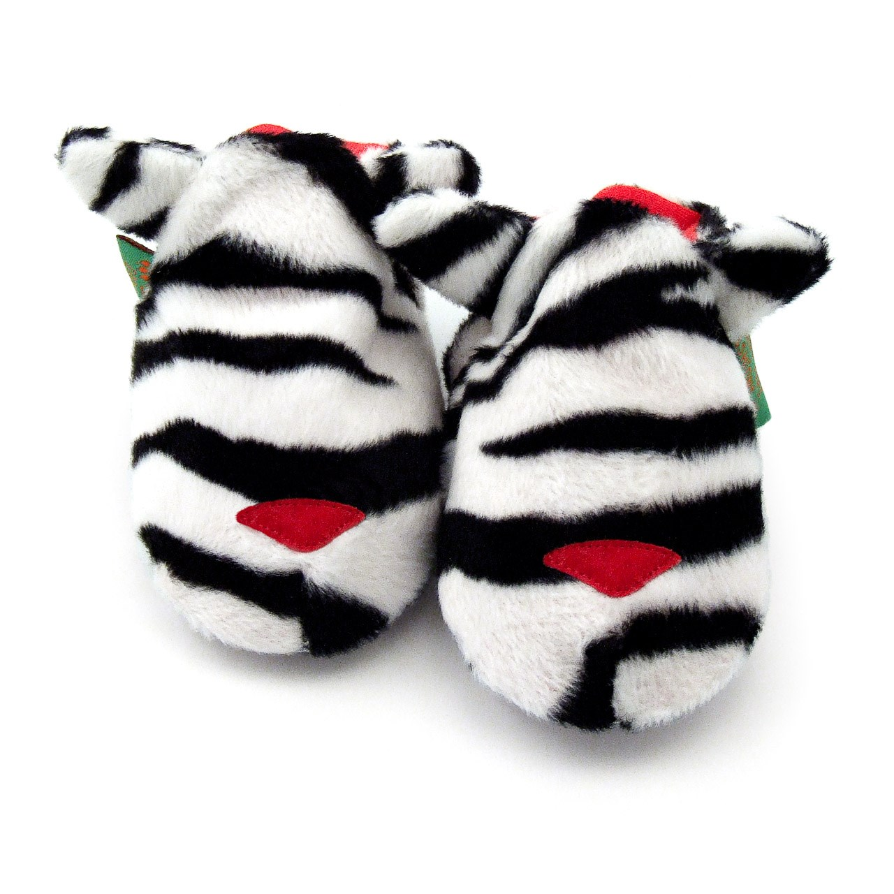 Soft Baby Shoes - Zebra