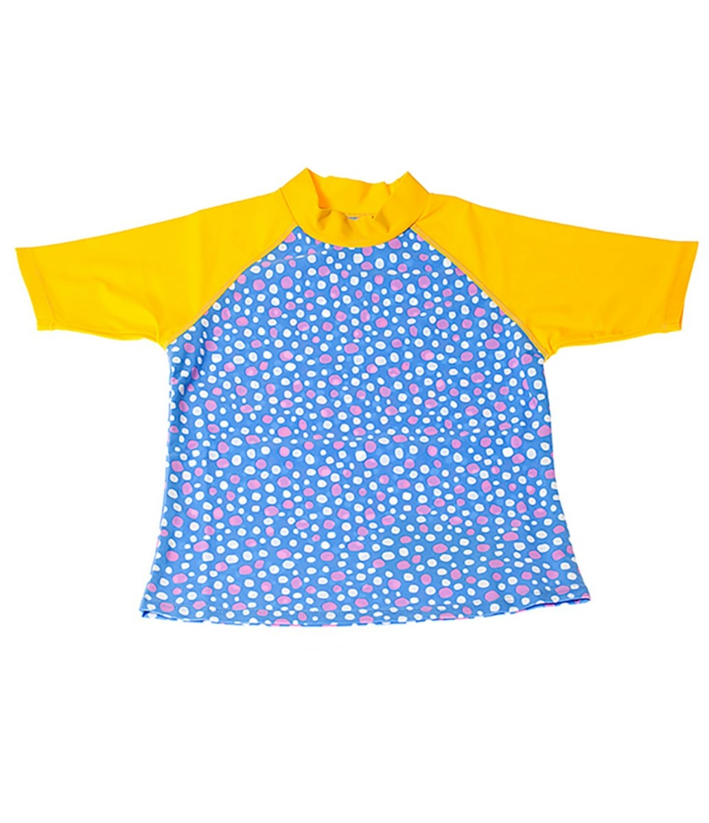 Rockley Cove UPF50+ Modern Dot Rash Vest
