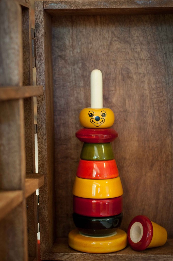 Bibbo Stacking Toy