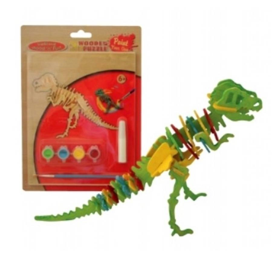 Make And Paint Your Own Dinosaur Craft Kit
