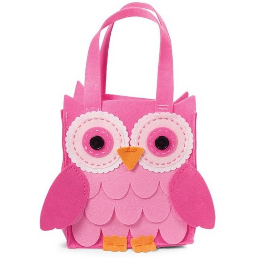 Create Your Own Owl Bag