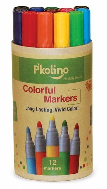 P'kolino Colorful Markers