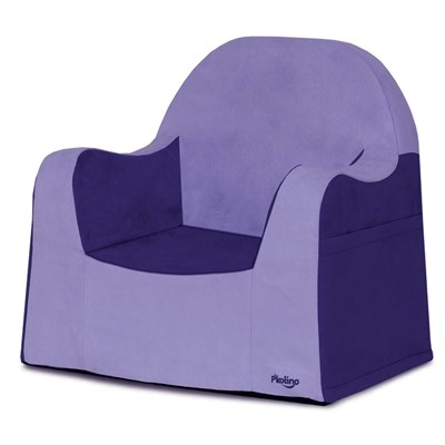 P'kolino Little Reader Toddler Chair - Purple