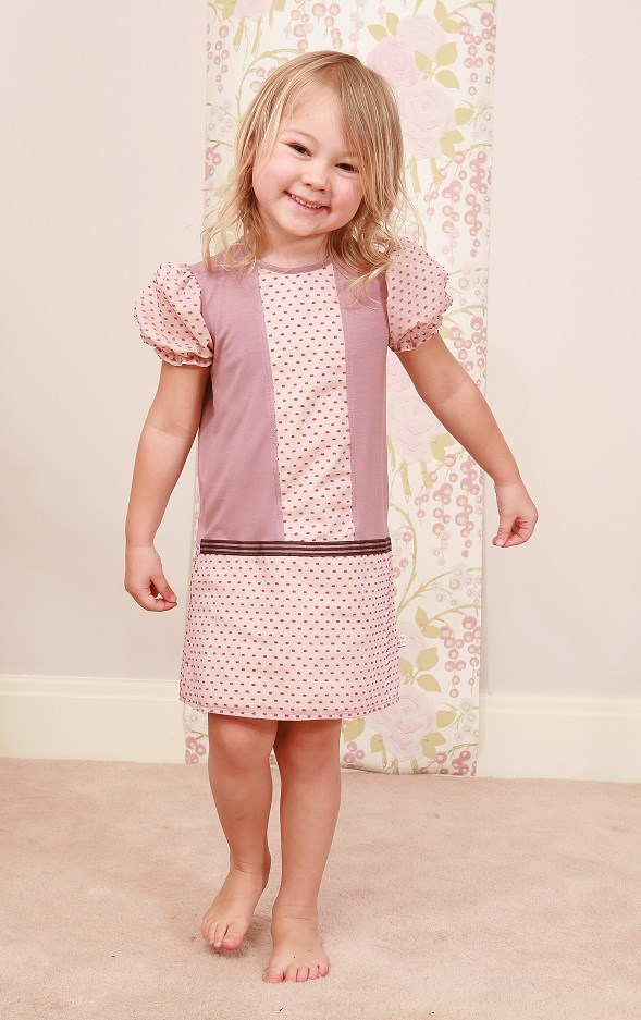 Mia Dotty Dress