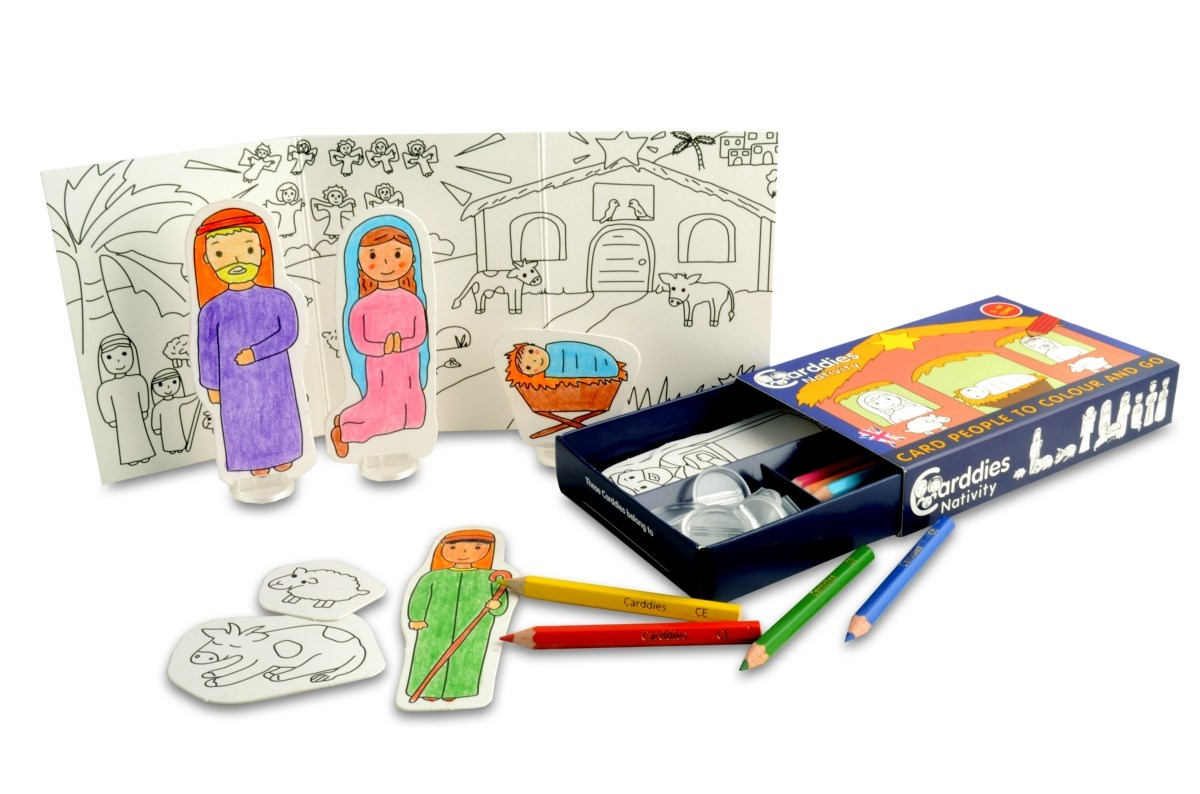 Carddies Nativity