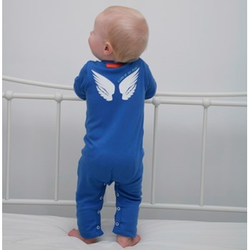 Personalised Heaven Sent Romper
