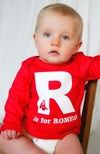 Personalised Alphabet T Shirt
