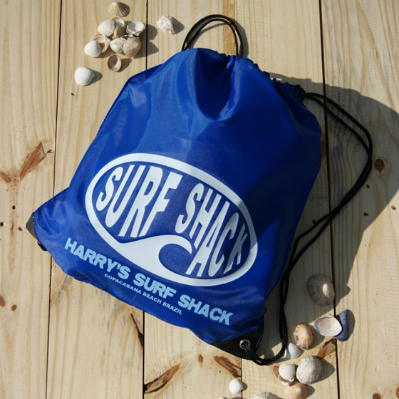 Personalised Surf Swimming Bag