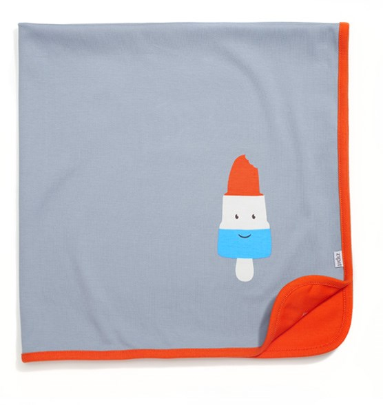 ROCKET POP BLANKET