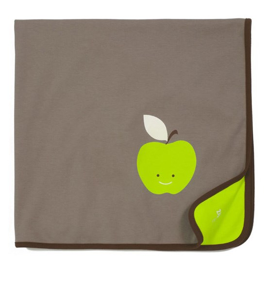 BIG APPLE BLANKET