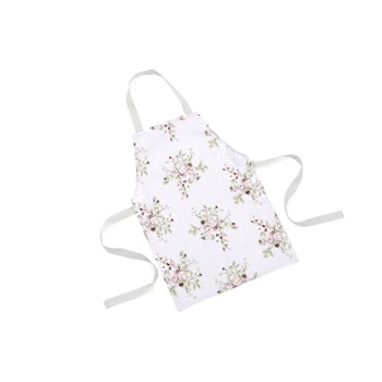 Pretty, Wipe Clean Children's Apron for Cooking and Arty Fun