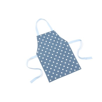 Children's Wipe Clean Apron for Cooking and Arty Fun