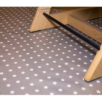 Stylish, Wipe Clean Splash mat - for Weaning and Arts&Crafts