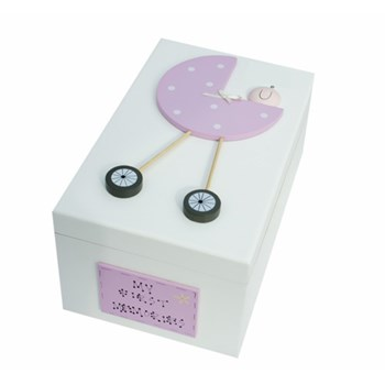 BABY GIRL KEEPSAKE BOX BS43