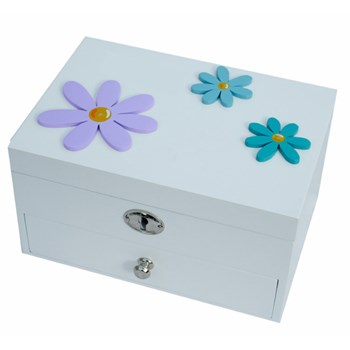 JEWELLERY BOX DASIES BJ03