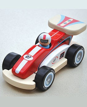 Rocky Racer Racing Car - 12 months +