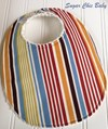 Multi Stripes Bib