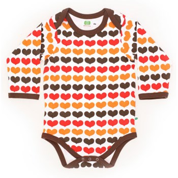 Autumn Hearts Baby Body